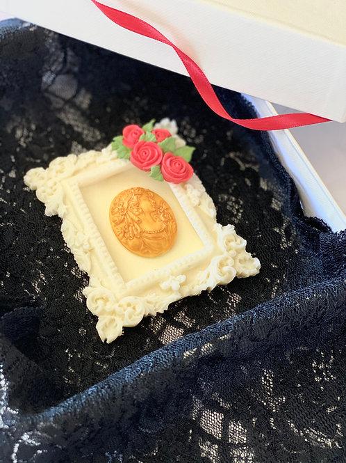 White Chocolate Baroque Treat