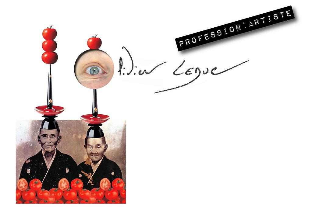 olivier leduc artiste art vannes morbihan bretagne sculpture collage surréaliste