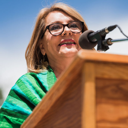Coalition to End Child Detention- El Paso Mother's Day rally