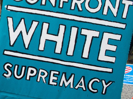 White Supremacy is a Public Health Emergency