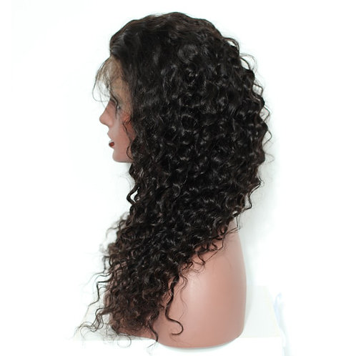 Kure Full Lace Deep Wave Wig