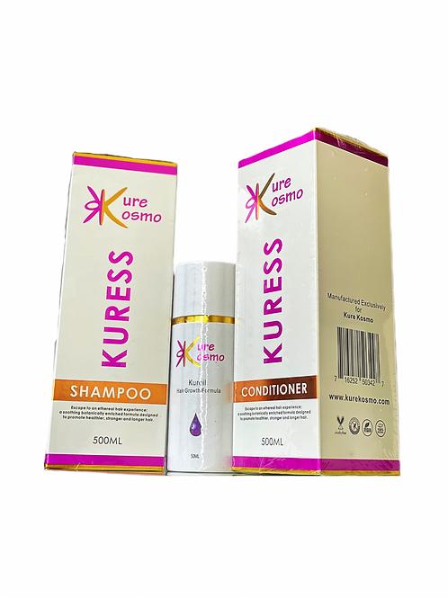 'KURESS TRESS' Bundle
