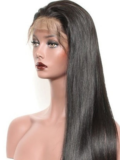 Kure Full Lace Straight Wig