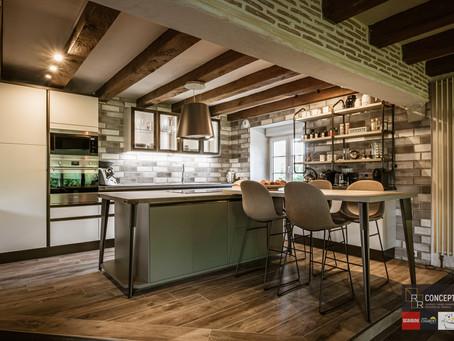 Cuisine Scavolini Diesel à l'esprit du designer