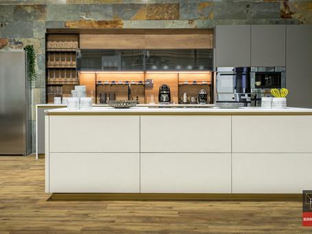 Magnifique cuisine en exposition vous attend à notre Showroom !