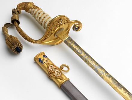 Samson's Sword