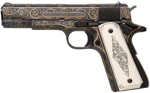 Elvis Presley's Pistol