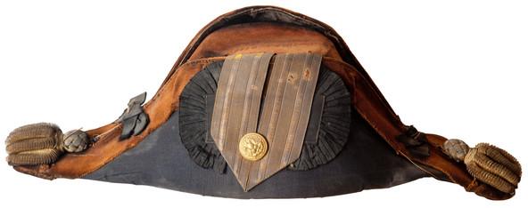 Dewey's hat