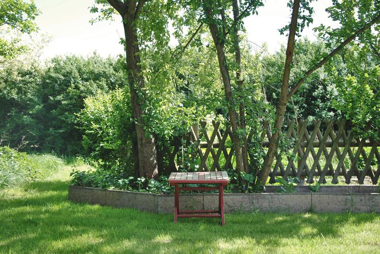 Garten zum Ausatmen