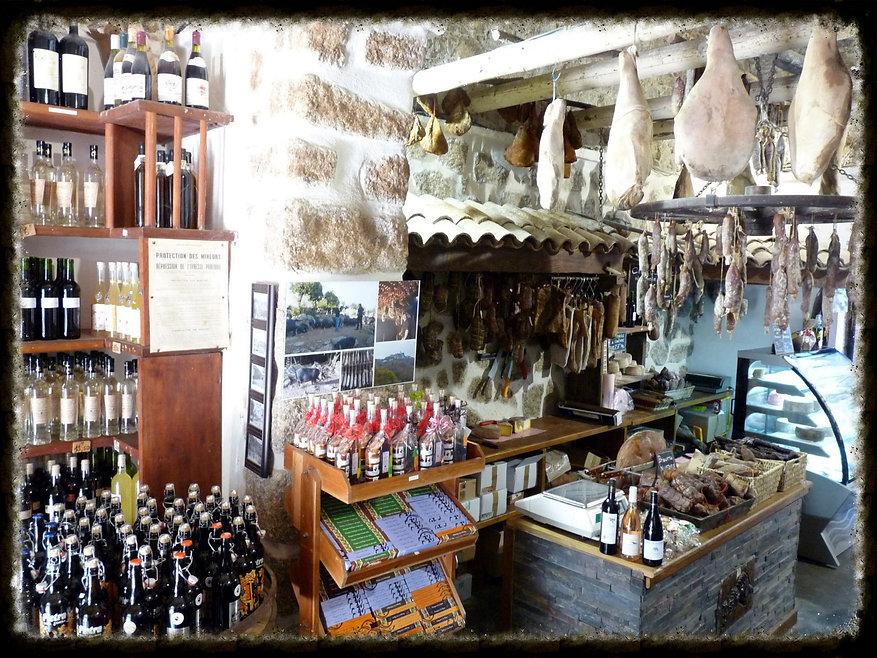 la cave sartenaise produits corses
