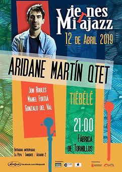 Mirajazz Aridane Martín
