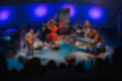 Aridane Martín Quartet at Canaias Jazz Showroom Festival