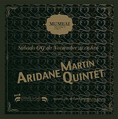Aridane Martín Quintet Mumbai Sunset