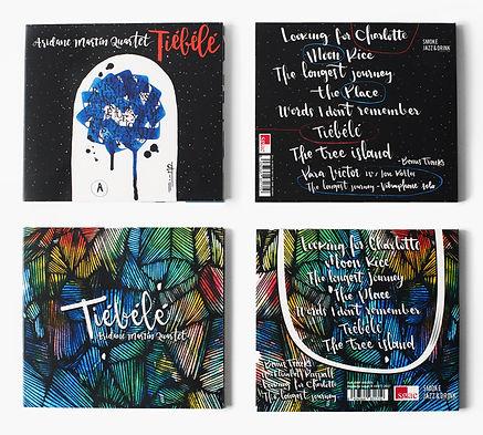 Art Cover: Tiébélé - Aridane Martín