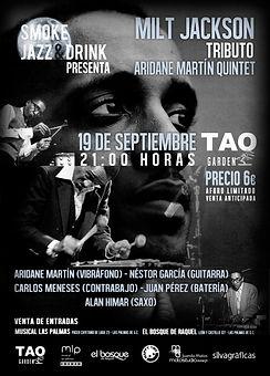 Smoke Jazz and Drink - Aridane Martín