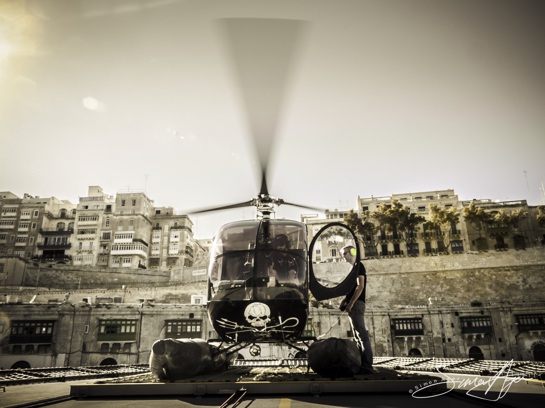 20100607 SA Malta Landscape Crew Helicopter Joshua Gunn Chris Aultman 002 3181