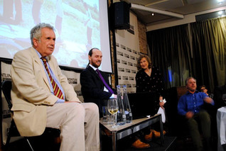 Fundraising Evening at the Frontline Club
