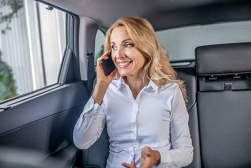 LR car-blonde-good-looking-woman-sitting