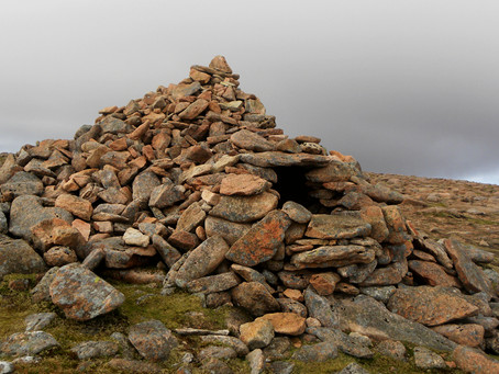 Site in Focus - Ronas Hill Chambered Cairn