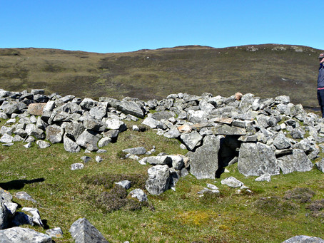 Site in Focus - The Chambered Cairns