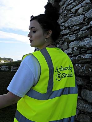 Archaeology Shetland Hi-Vis Vest