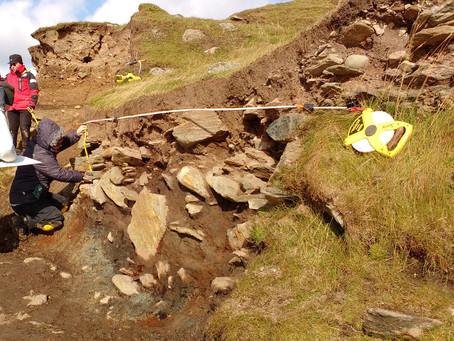 Site in Focus - Fetlar's Sna Broch