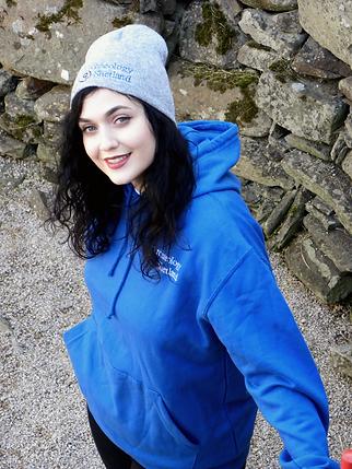 Archaeology Shetland Hoodie