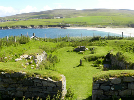 Site in Focus - St Ninian's Isle