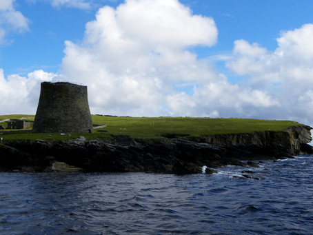Site in Focus - Mousa Broch