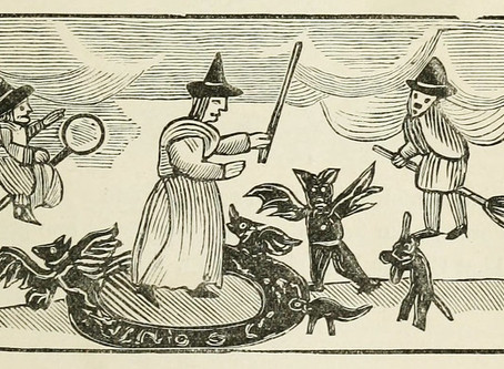 Site in Focus - Shetland Witches