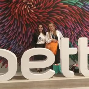 Officina do Saber no Bett Educar, o maior evento de educação da América Latina.