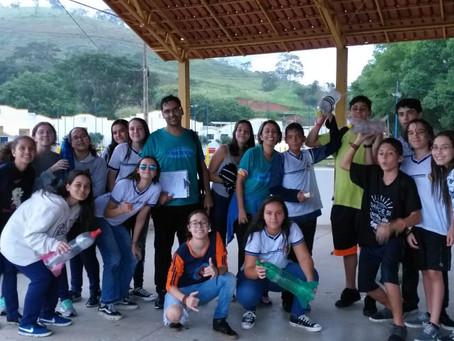 Officina do Saber participou da Mostra Brasileira de Foguetes e da Olimpíada Brasileira de Astronomi