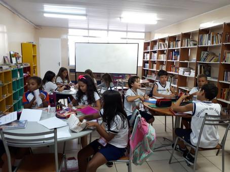 Ensino bilíngue tem início e marca nova era na Escola Officina do Saber