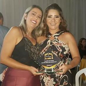 Officina do Saber recebeu prêmio de destaque do ano na categoria escola.