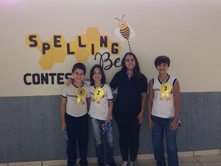Bilíngue: Spelling Bee, mais que uma competição de soletração, uma dinâmica que contribui com a apre