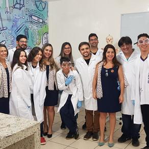 Escola Officina do Saber inaugurou moderno Laboratório de Ciências