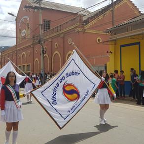 Nosso lindo desfile de Sete de Setembro