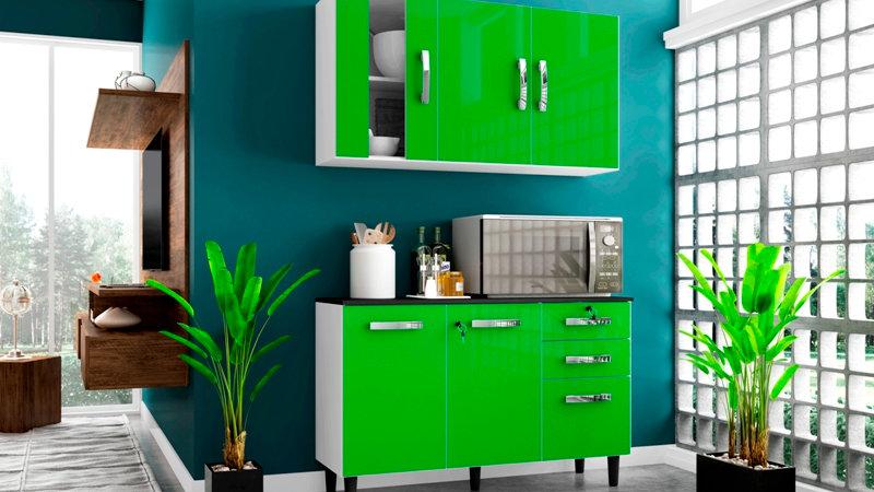 Base kitchen+ Wall Cabinet