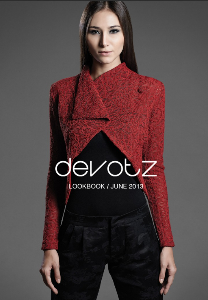 Devots Look book 2013
