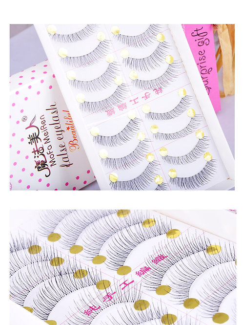 Taiwan handmade false eyelashes