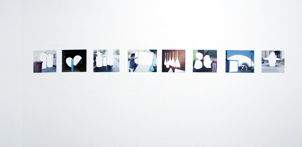 Argentine Suite Kirsten Mosel 2018, serie Álbum de viaje