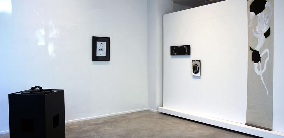 Hoja Negra Andrés De Rose 2016, imagen de sala