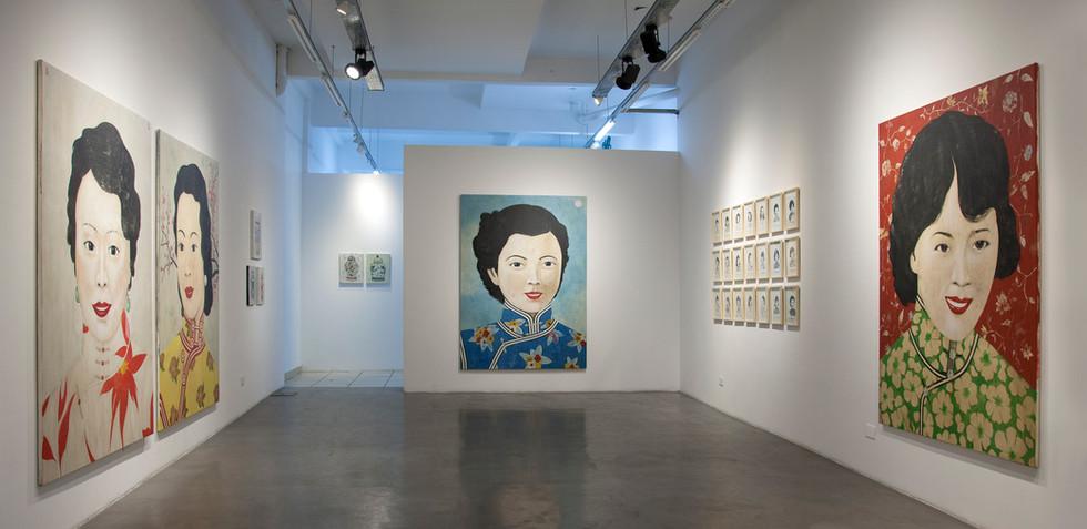 Damas de Shanghái  Daniel García 2019, imagen de sala