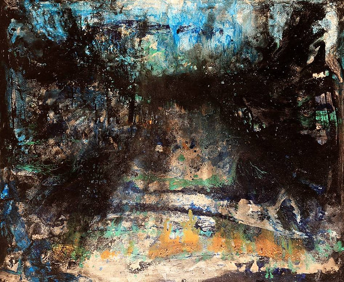 Postpaisaje - Sin título IX 2015