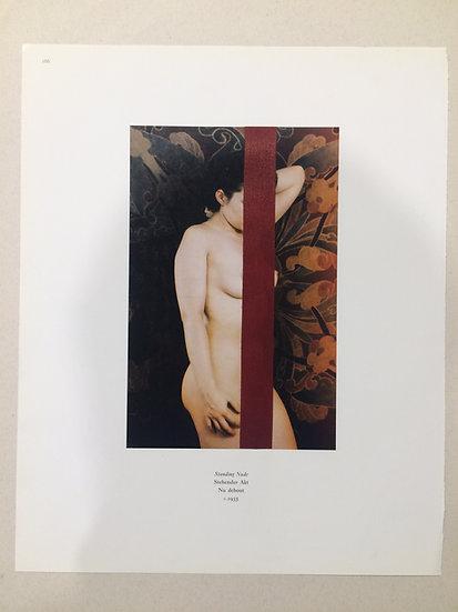 Standing Nude C.1935 (1)  - Serie b