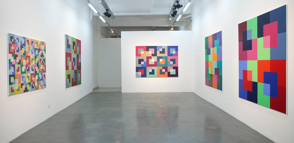 Piedra y Consciencia Verónica Di Toro 2018, imagen de sala