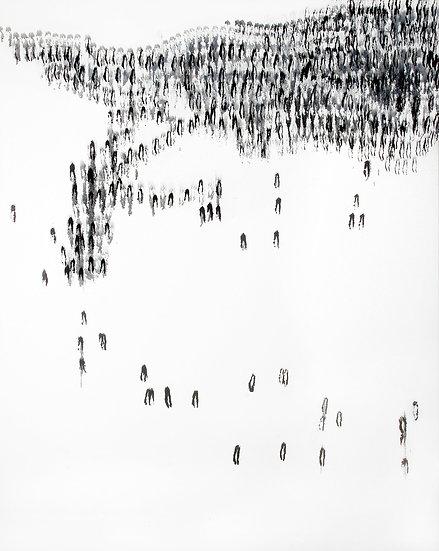 Multitudes - Desconcentración