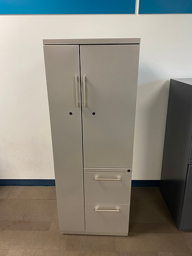 """Personal Storage Cabinet 63"""" high"""