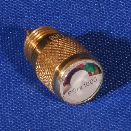 003DGS Dial gauge pressure indicator (manomentro analogico)