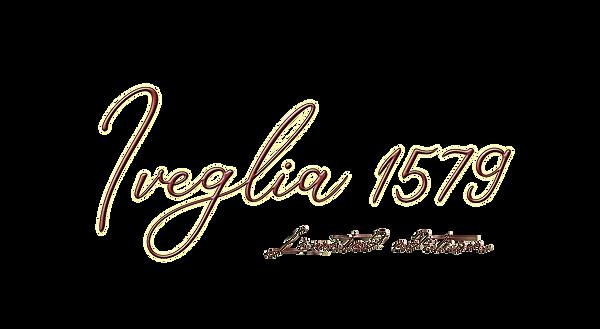 Iveglia Logo con bagliore limited editio